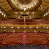 Orpheum Theatre as event space