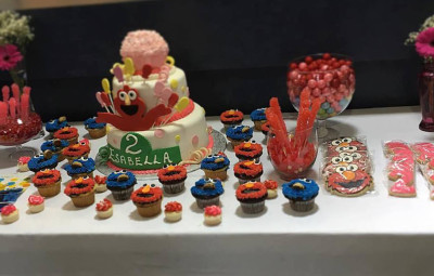 Themed-Birthday Cupcakes