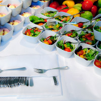 Food Catering available with Emerald Events