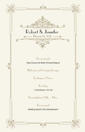 Robert and Jennifer Program